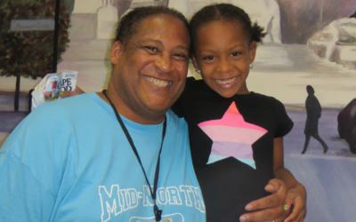 Volunteer Spotlight: Darryl White