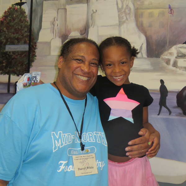Volunteer Spotlight: Darryl White